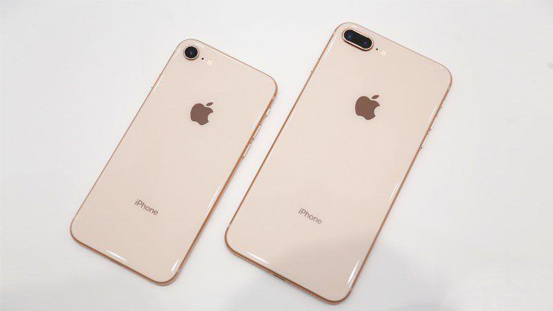 Bộ đôi iPhone 8 và iPhone 8 Plus  Đài Loan có gì đặc biệt?