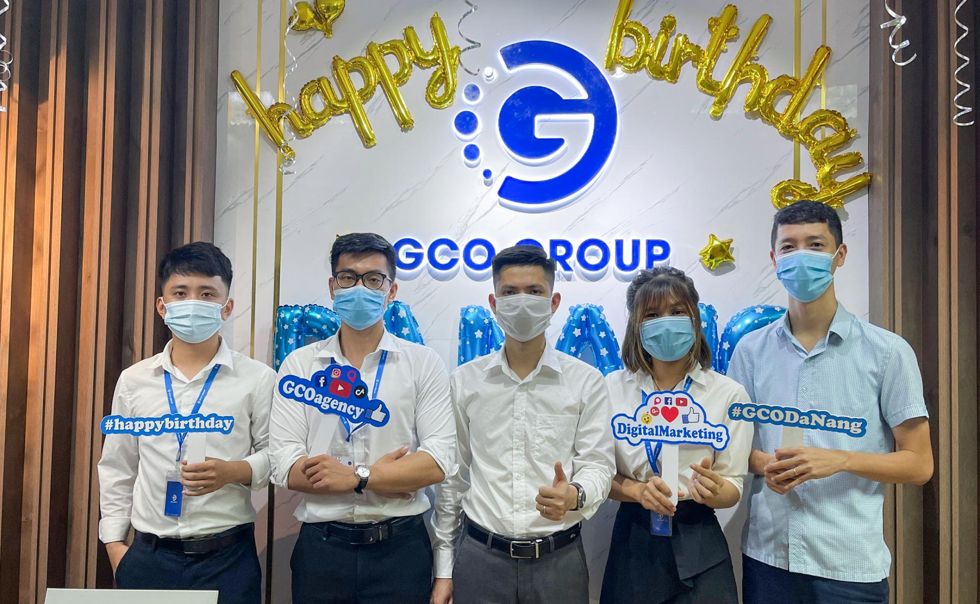 Chúc mừng sinh nhật chi nhánh Đà Nẵng