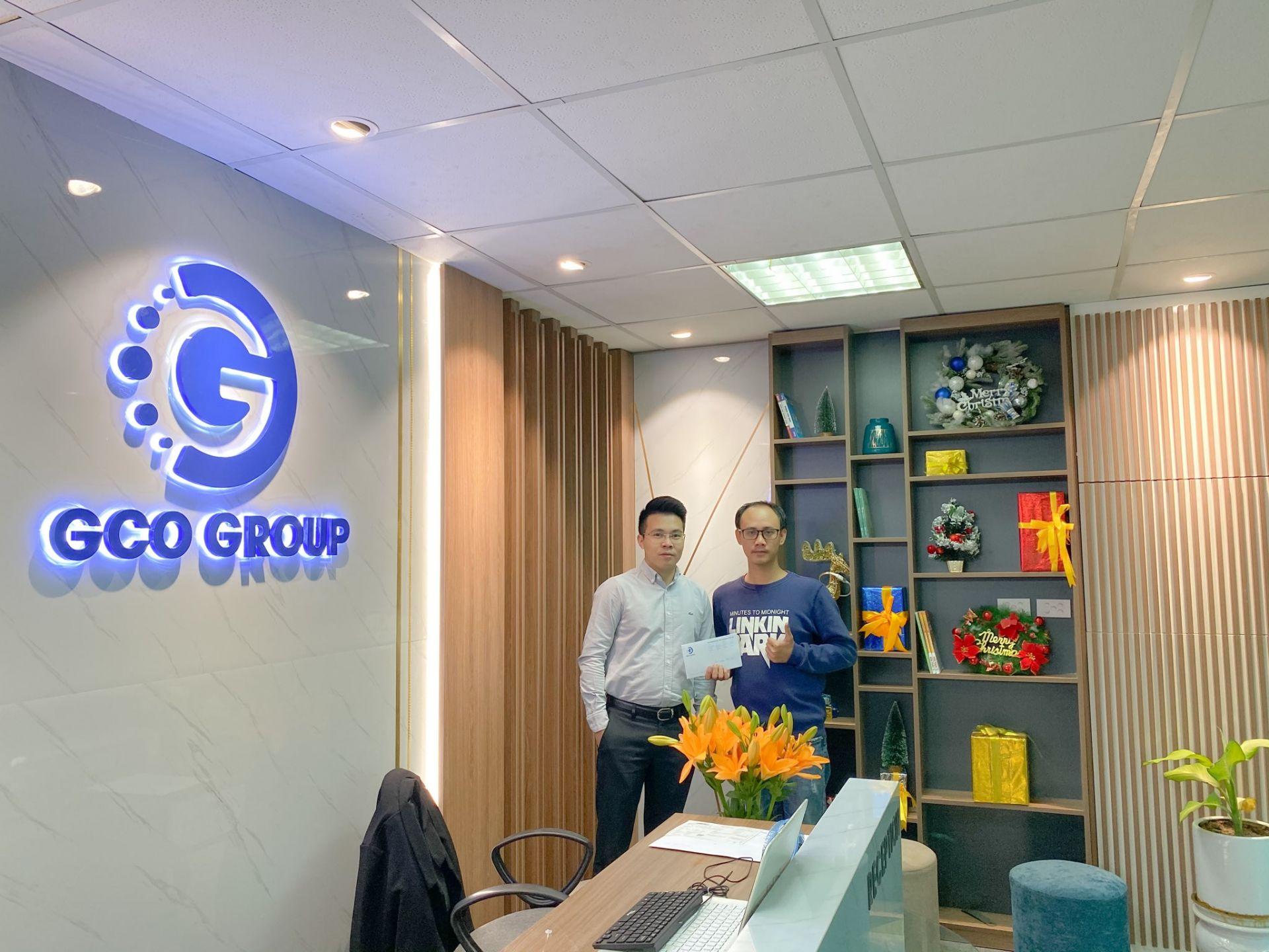 Vũ Sỹ Hiệp – Chàng trai mang làn gió mới đến GCO Group