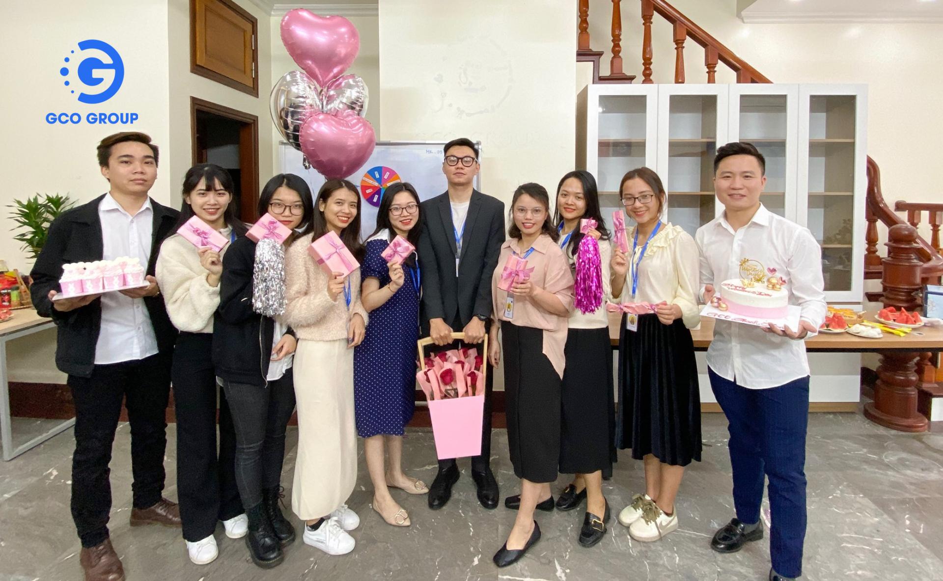 GCOers chi nhánh Thanh Hóa