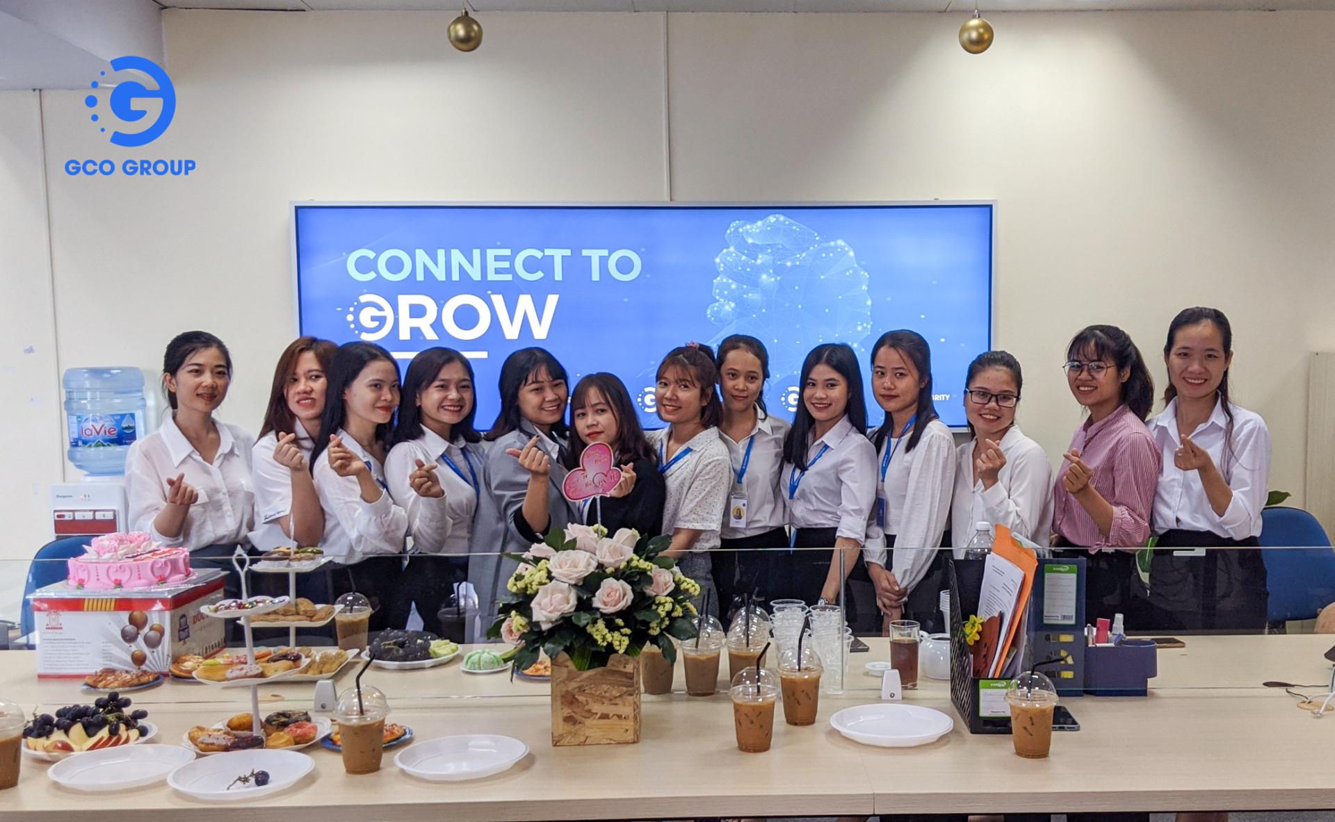 GCOers chi nhánh Hồ Chí Minh
