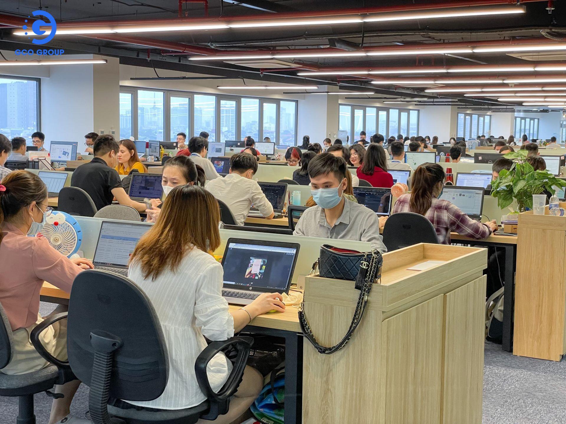 GCOers trụ sở Hà Nội chính thức về nhà mới!