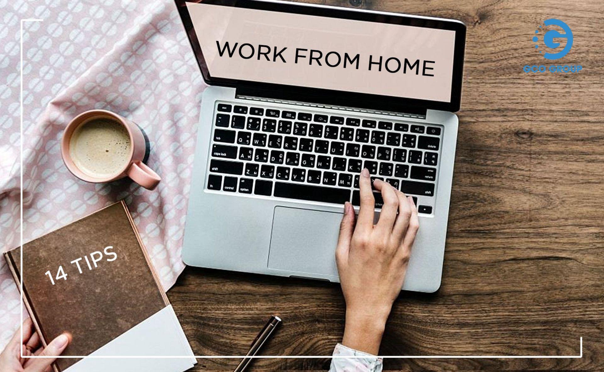 14 tips giúp bạn làm việc online hiệu quả hơn 200%